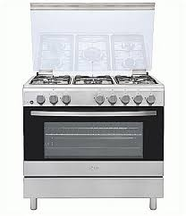 LG GAS COOKER