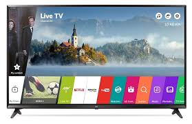 LG TV 43 UK6400