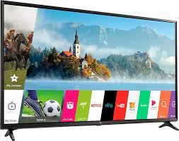 LG TV 55 UK6400