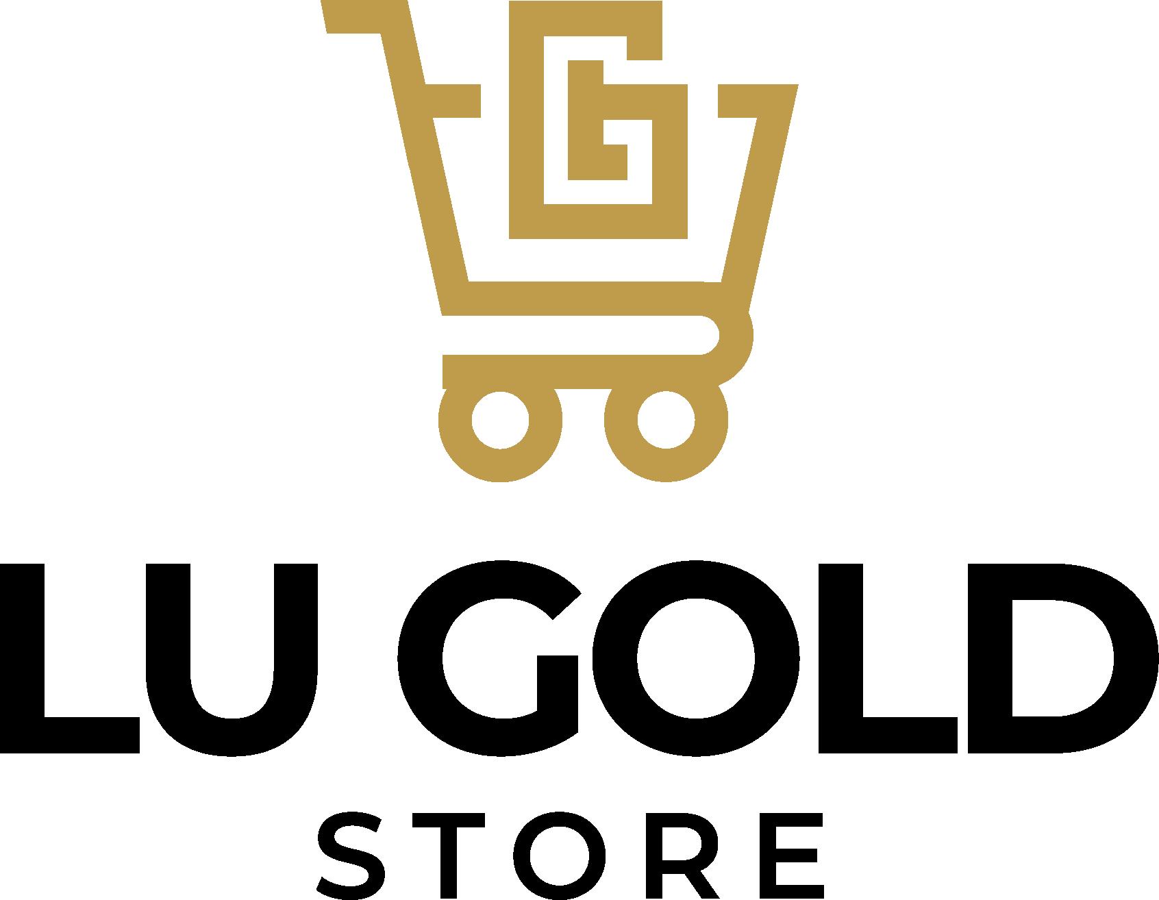 Lu Gold Store Logo